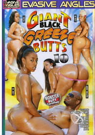 Giant Black Greeze Butts 10